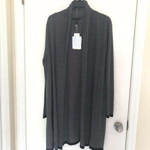 NWT Eileen Fisher long knit cardigan